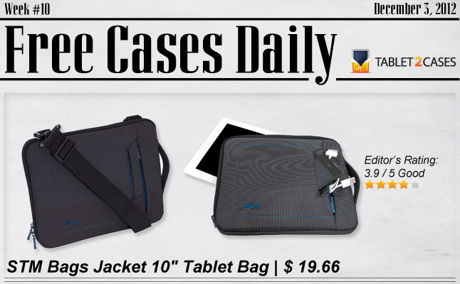 Free Cases Daily Week #10
