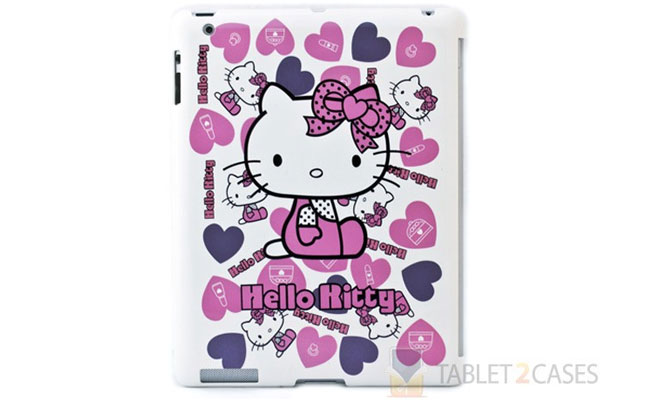 Hello Kitty Themed back protector