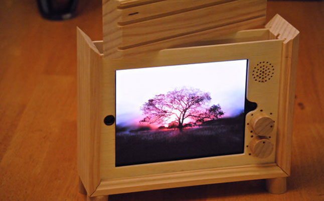 iPad TV from Notched Art