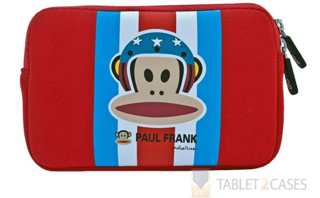 Paul Frank Themed Nexus 7 Tablet Sleeve