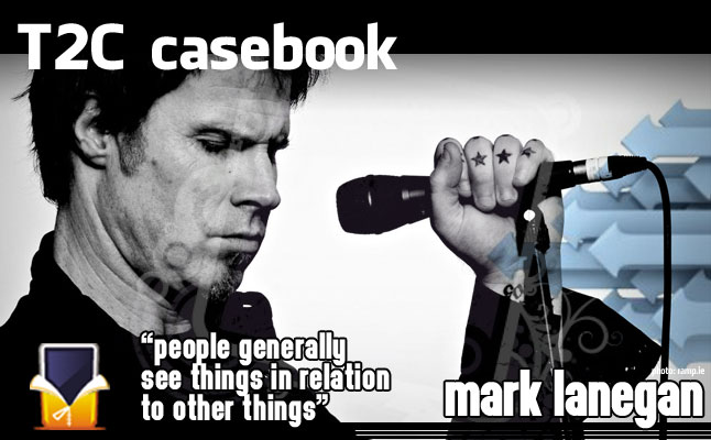 T2C Casebook feat. Mark Lanegan