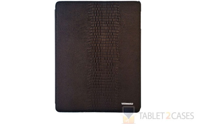 TS-Case iPad 2 Leather Book Stand