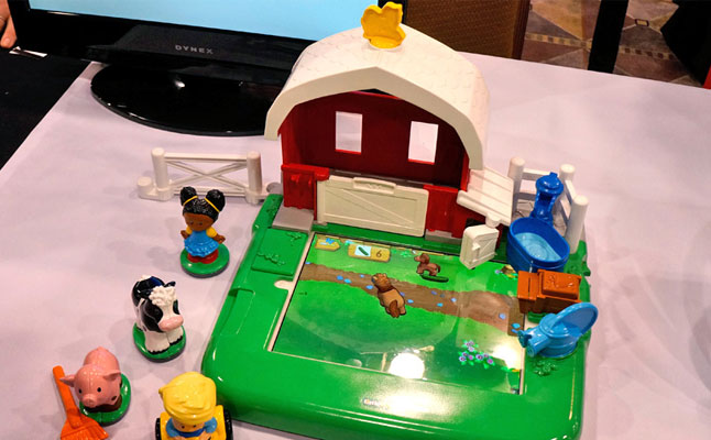 Little People Apptivity Barnyard from Fisher-Price