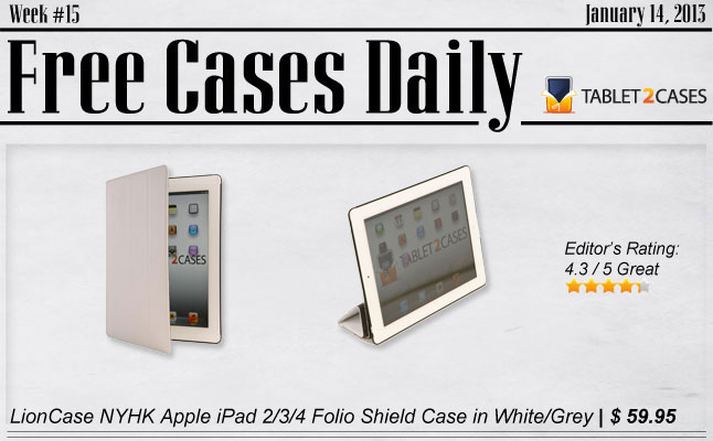 Free Cases Daily Week #15
