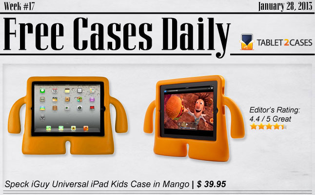 Free Cases Daily Week #17