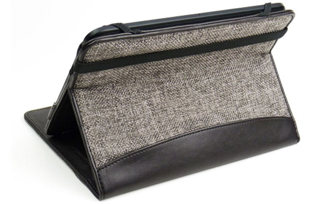 Tweed Folio Case from JAVOedge