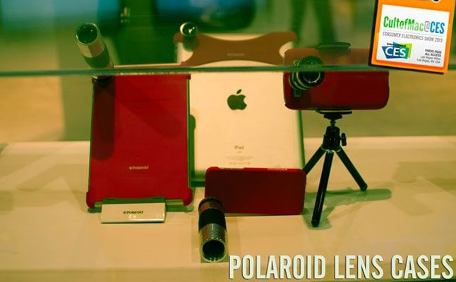 Polaroid Lens Cases screenshot
