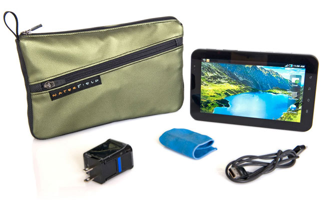 WaterField Tablet Travel Case