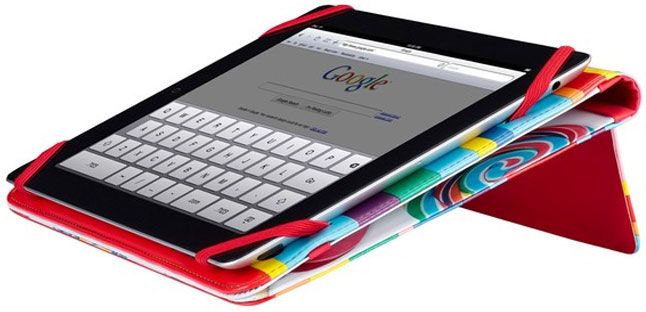 Candy Bar iPad Cover from Dylan review