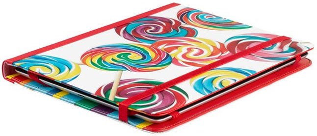 Candy Bar iPad Cover from Dylan screenshot