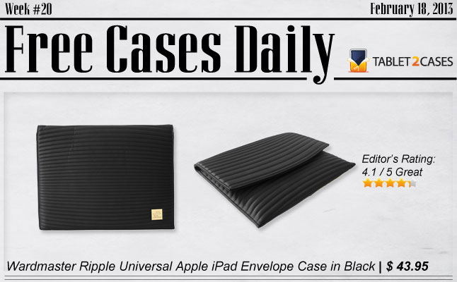 Free Cases Daily Week #20