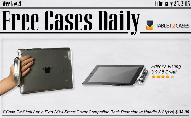 Free Cases Daily Week #21