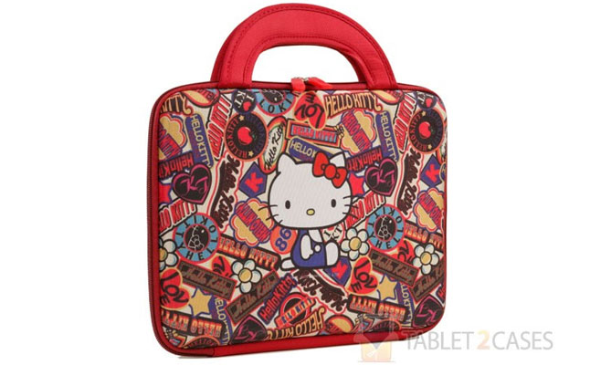 Hello Kitty Themed Tablet Bag