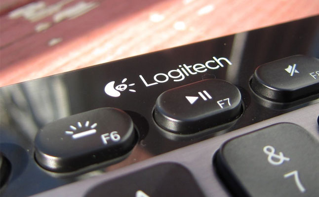Illuminated Keyboard K810 from Logitech