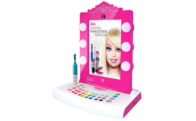 Mattel Barbie Digital Makeover Mirror