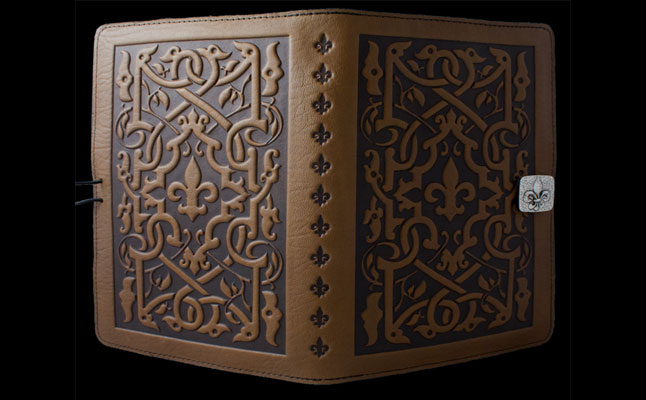 Artisan Leather Covers from Oberon Design screenshot