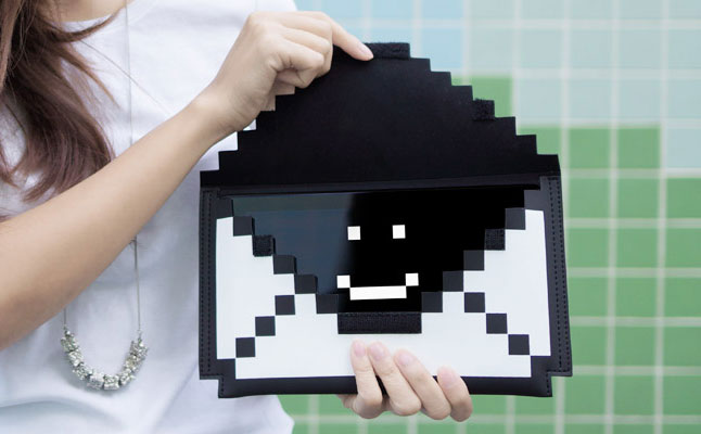 8-Bit Sleeve from Big Big Pixel