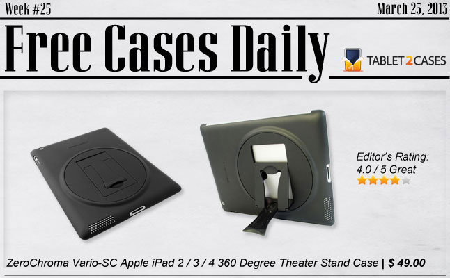 Free Cases Daily Week #25