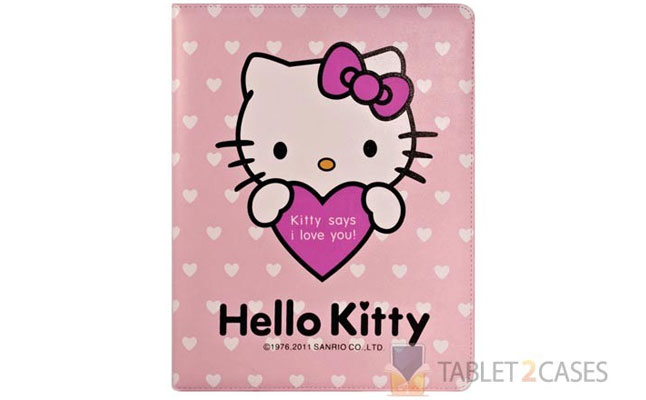 Hello Kitty Themed Folio