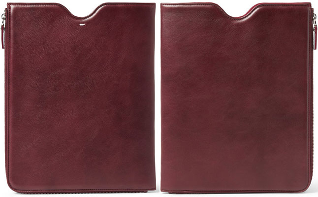 Maison Martin Margiela Leather iPad Cover