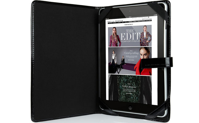 Marc Jacobs Wild Card Tablet Book screenshot