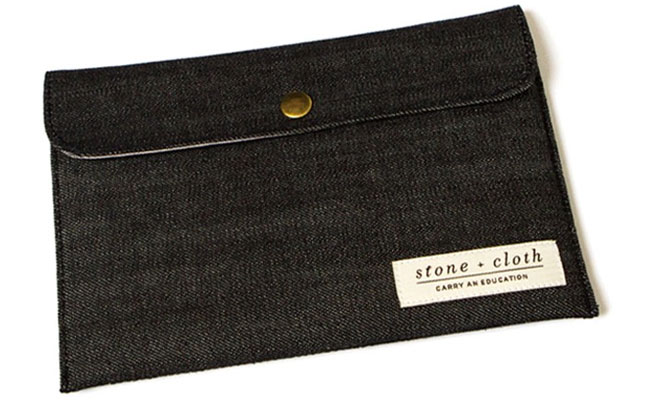stone and cloth iPad Mini Case