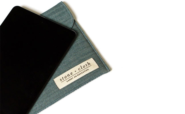 iPad Mini Case from stone and cloth
