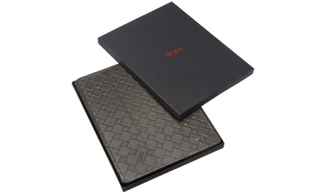 Leather Snap Case from Tumi