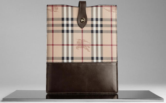Burberry Haymarket Check
