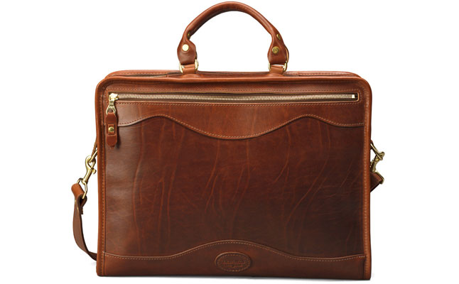Portfolio Briefcase from J.W. Hulme review