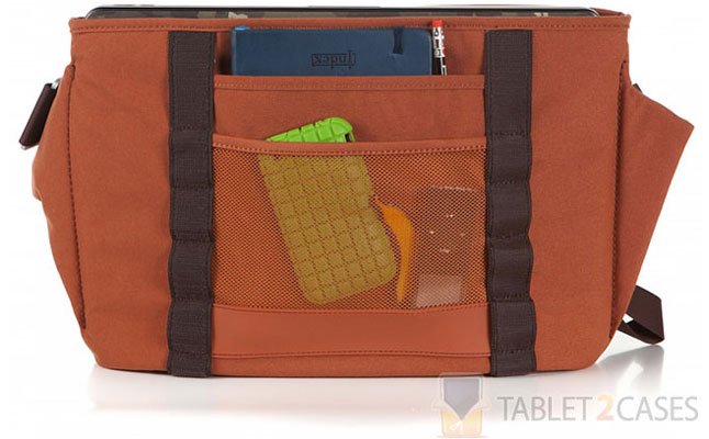 Eco-Friendly Messenger Bag from Bluelounge