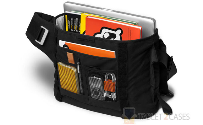 Eco-Friendly Messenger Bag from Bluelounge review