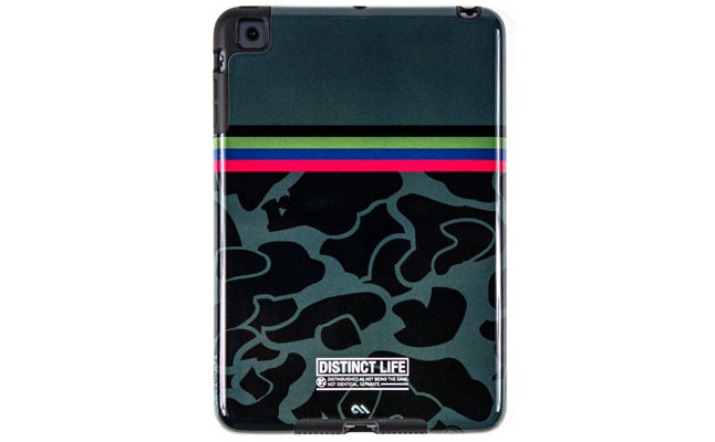 Distinct Life x Case-Mate Camo iPad Mini Case