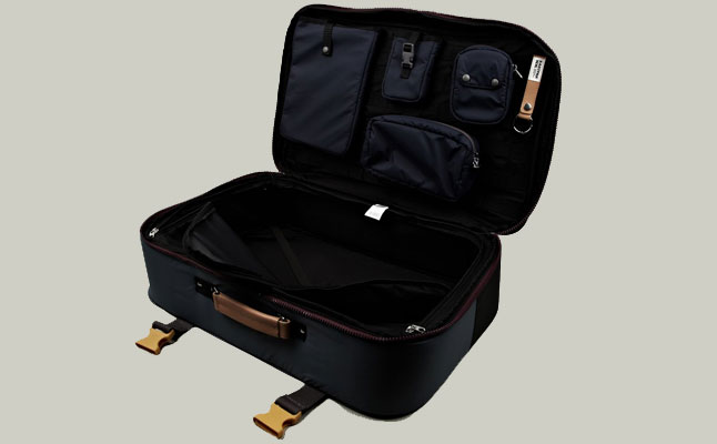 Hannet Briefcase from Eastpak x Wood Wood