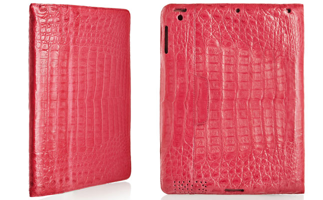Nancy Gonzales Crocodile iPad Case