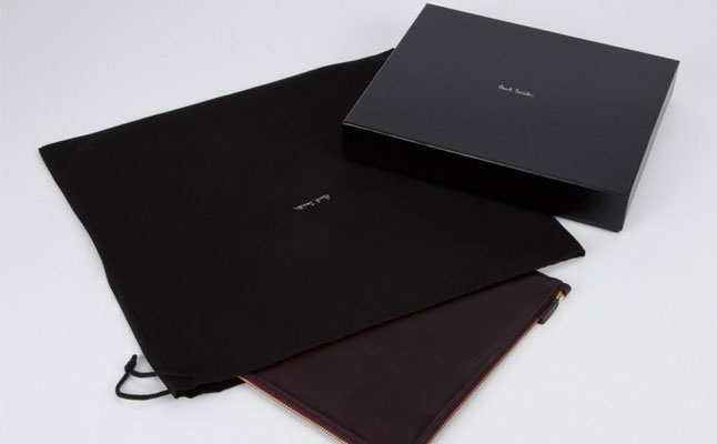 Brown Burnished Leather iPad Case from Paul Smith review