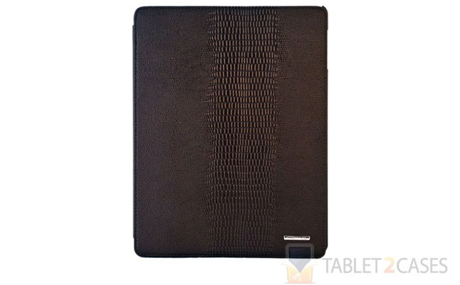 TS-Case iPad 2 Leather Book