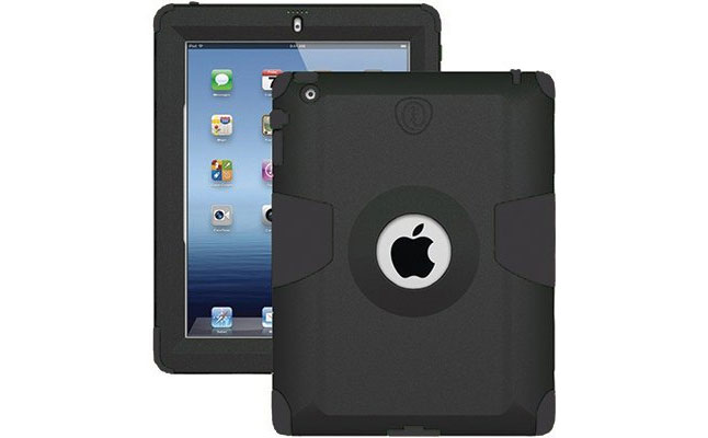 Delta Tech Ruggedized iPad Case