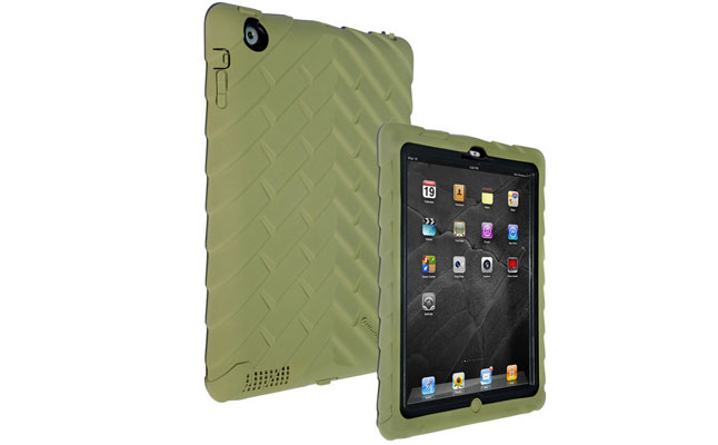 iPad 5 cases from Gumdrop