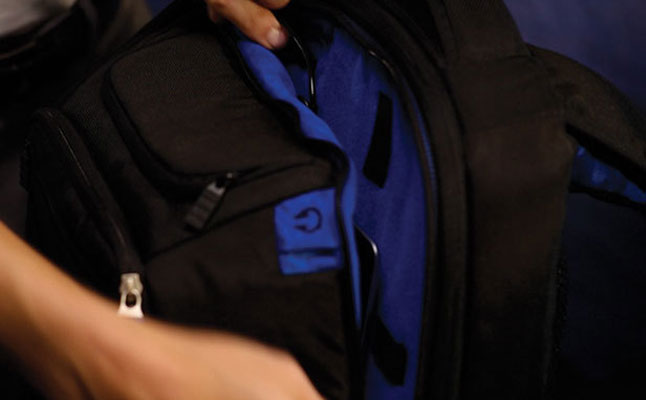 TYLT Energi Backpack from Kannyn MacRae