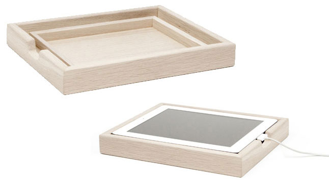 Dock Tray from Objekten Systems