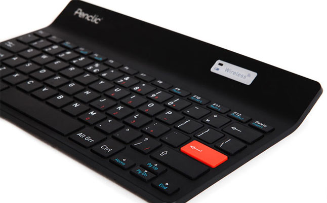 Penclic Mini Keyboard K2 screenshot