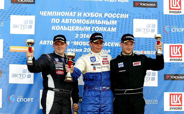 Russian Racing Championship Stage 2 photos