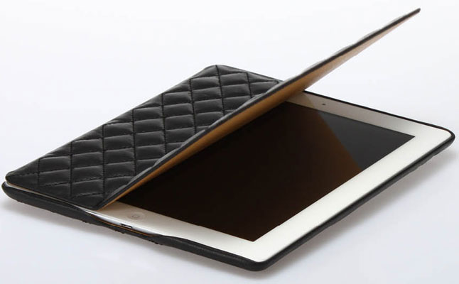 Jisoncase Quilted Leather Cover