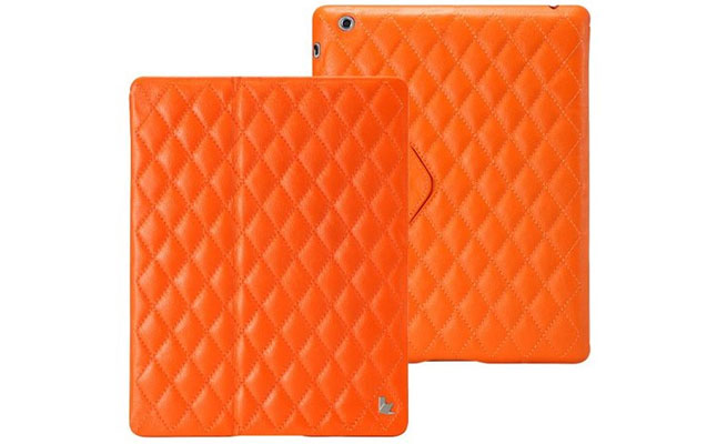Jisoncase Quilted Leather Cover review