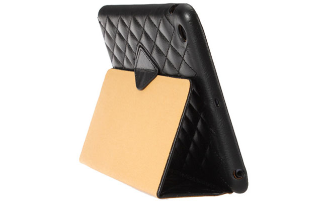 Jisoncase Quilted Leather Cover screenshot