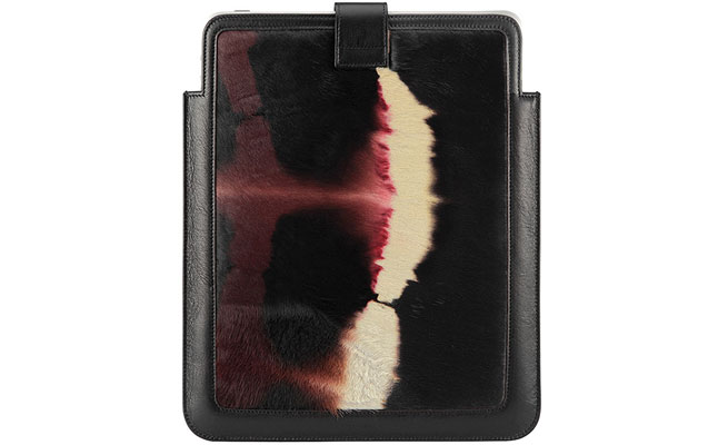 Neil Barret Cowhide iPad Case