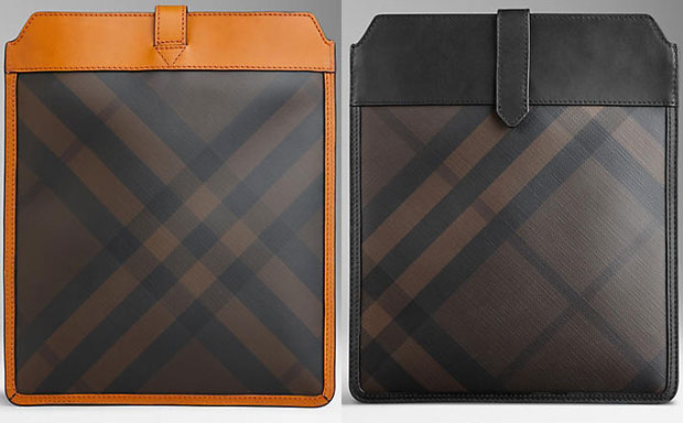 Burberry Smoked Check iPad Case review