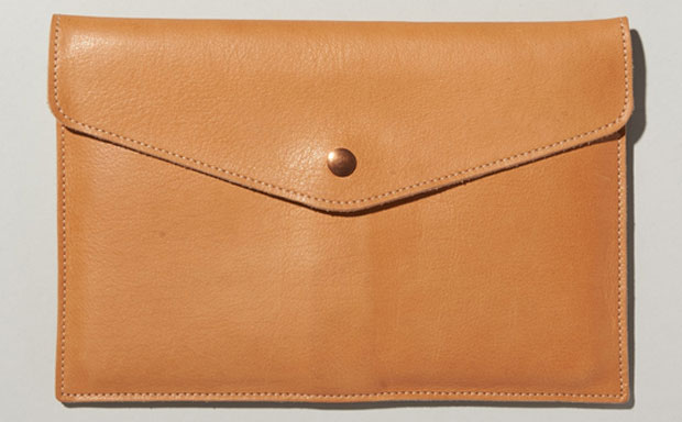 Envelope from Shinola review