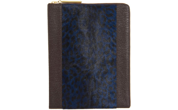 3.1 Phillip Lim Leopard Printed iPad Case
